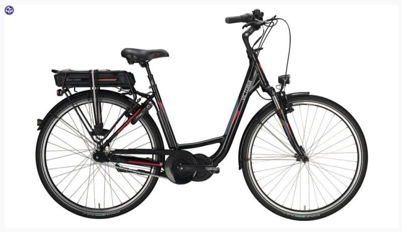 e bike victoria e urban 3 8 e bikes. Black Bedroom Furniture Sets. Home Design Ideas