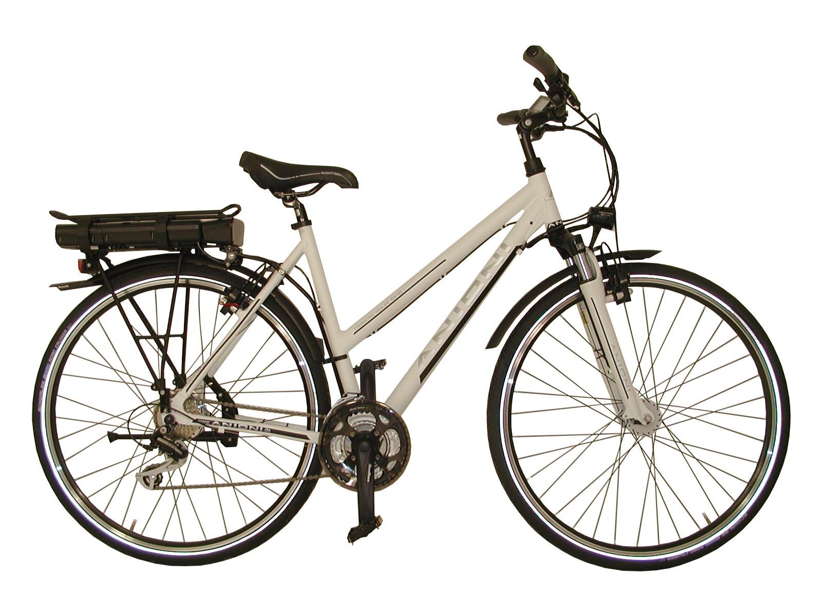 E-Bike Anjoni Turbo X 3.4tr