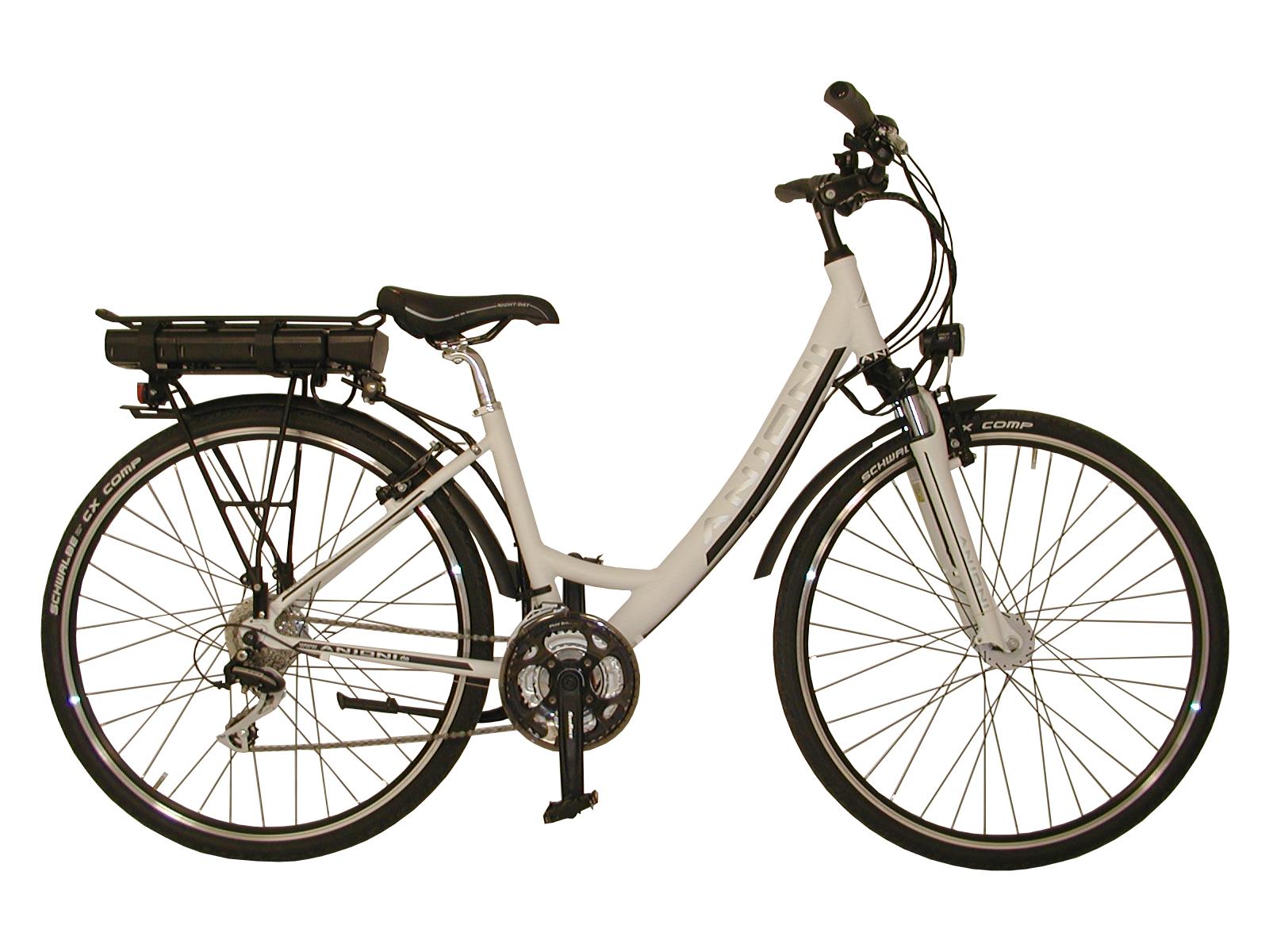 E-Bike ANJONI Turbo X 4.5w