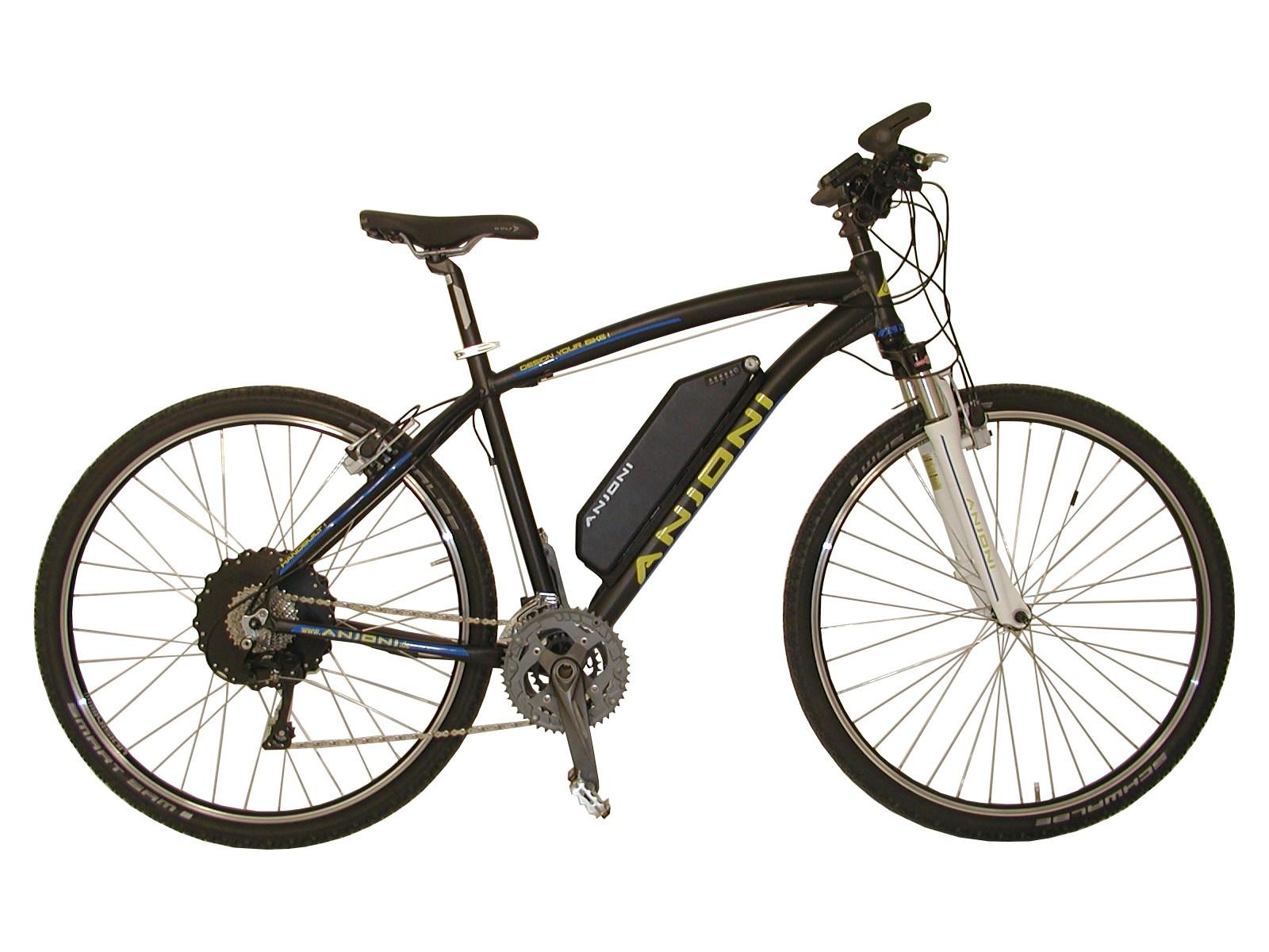 E-Bike Anjoni Turbo X 2.1